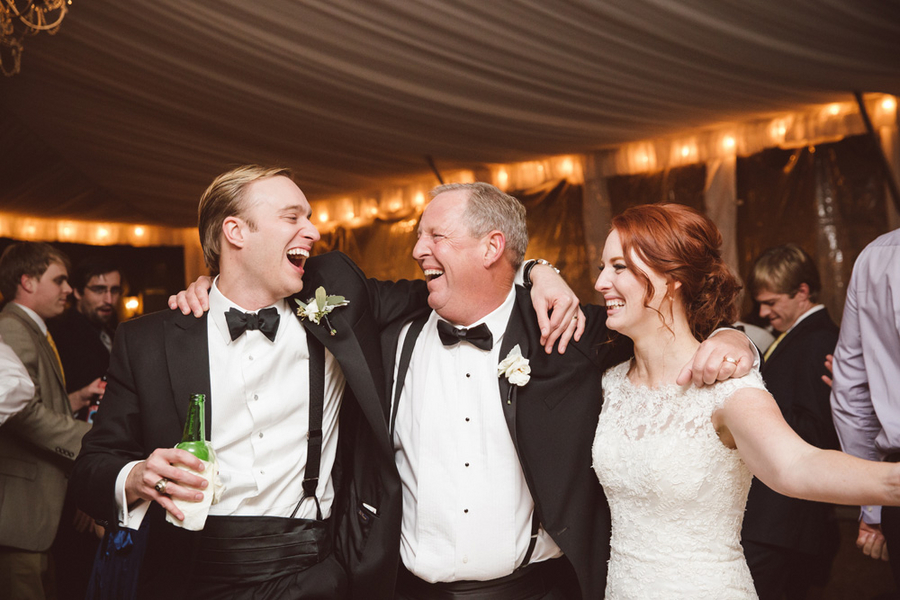 Charleston wedding reception with DJ Wade by amelia + dan photography