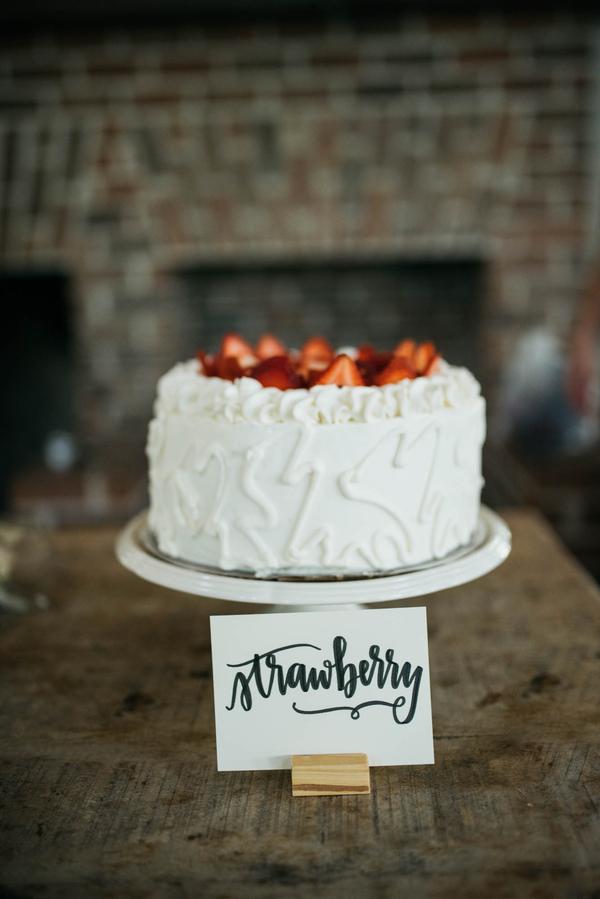 Charleston wedding cake by Kaminsky's