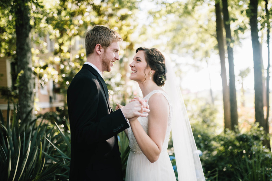 Creek Club at IOn Wedding by Julia Madden Sears A Lowcountry