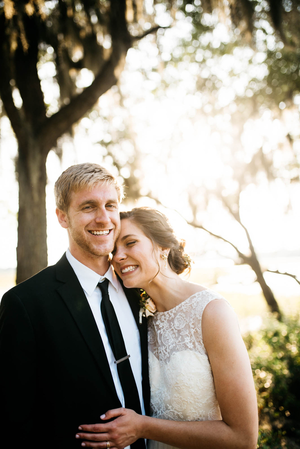 Ashley and Nolan's Lowcountry wedding in Charleston, SC
