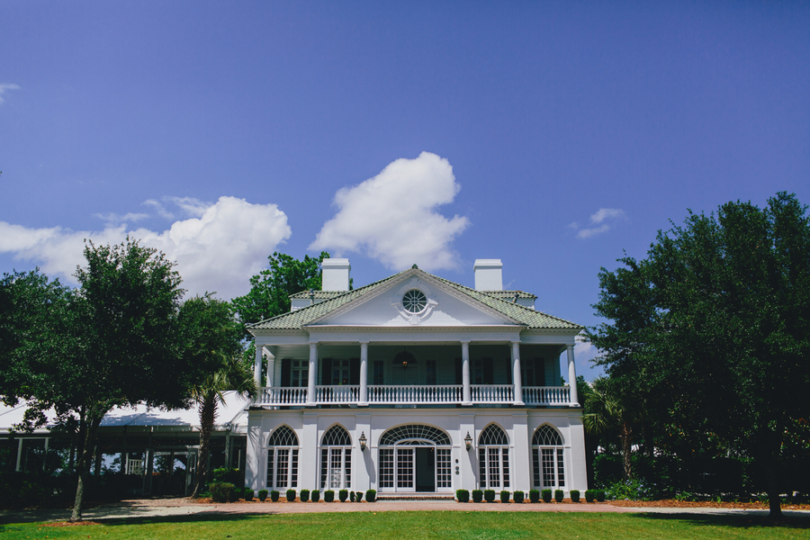 Lowndes Grove Plantation by Hyer Images
