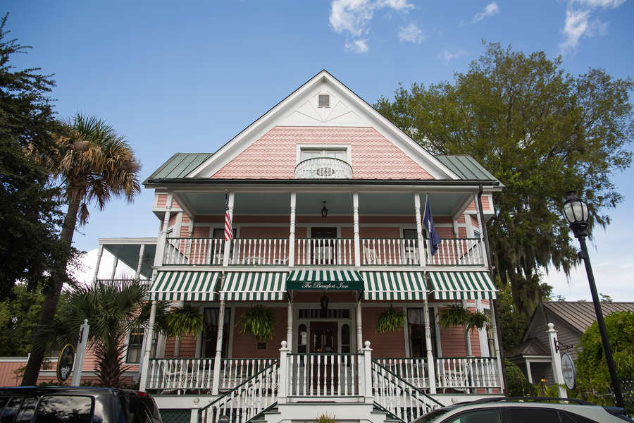 Beaufort, South Carolina wedding venue - The Beaufort Inn