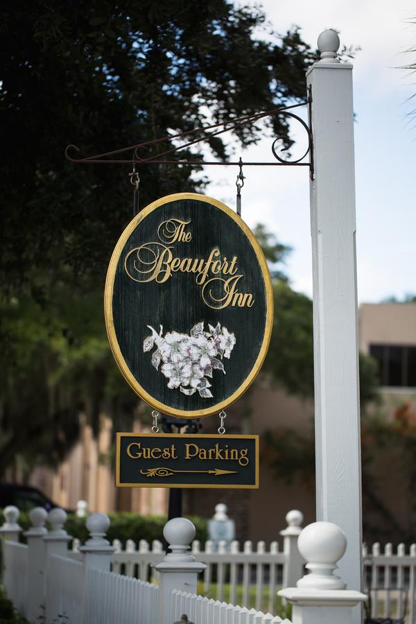 The Beaufort Inn - Beaufort, South Carolina