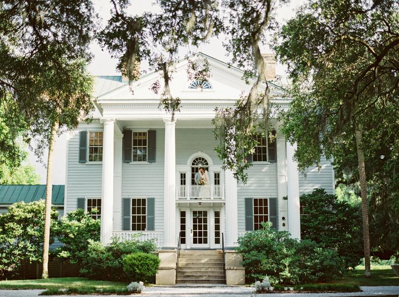 Charleston wedding venue - McLeod Plantation by JoPhoto