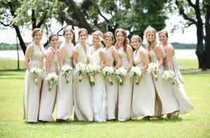 may wedding at lowndes grove plantation