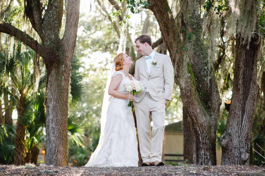 Ross + Emily's Mingo Point wedding on Kiawah Island by Riverland Studios