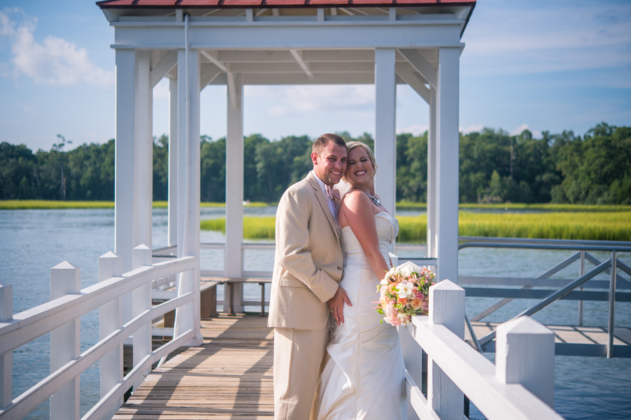 CHARLESTON WEDDINGS - Creek Club at I'On by Molly Josephy Photography