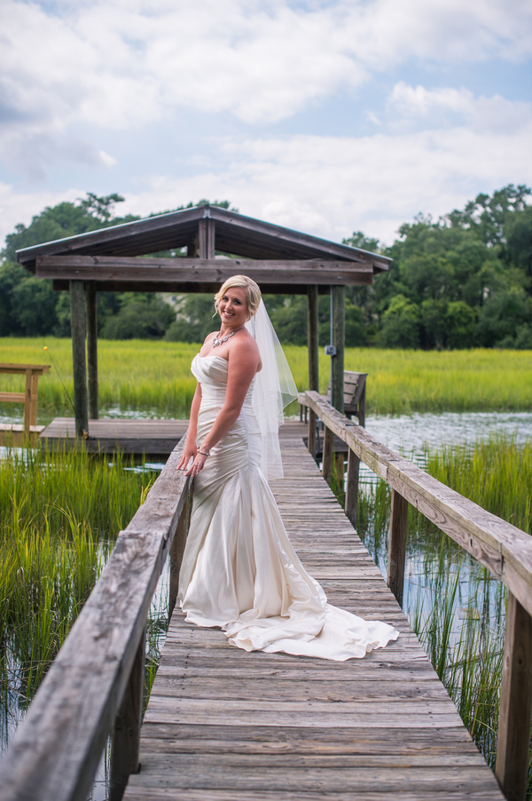 Erin Daly Porter's Lowcountry wedding at The Creek Club at I'on