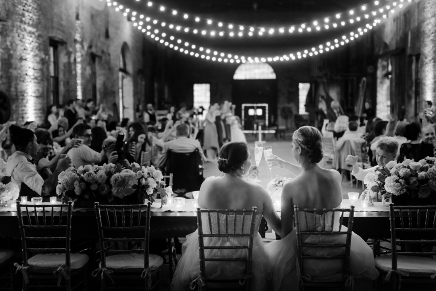 Georgia State Railroad Museum Wedding by Donna Von Bruening Photography