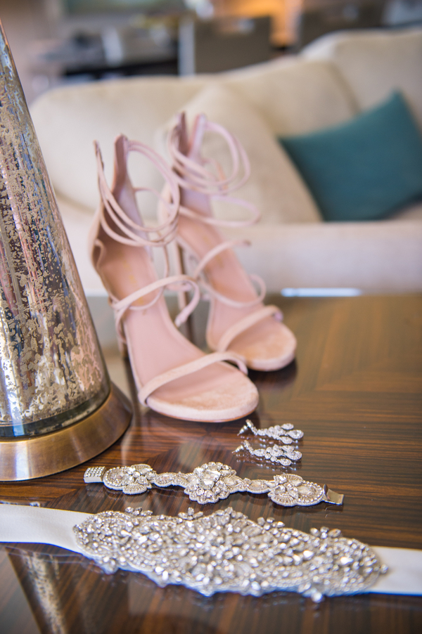 Charleston wedding shoes and accessories by Molly Joseph Photography