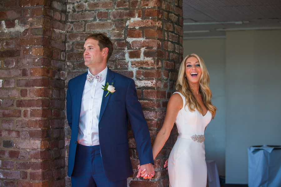 First look at Charleston wedding by Molly Joseph Photography