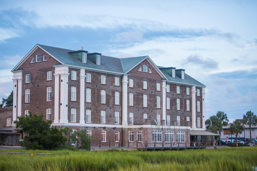 Charleston wedding venue - Historic Rice Mill Building