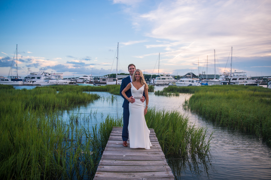 The Historic Rice Mill Building wedding by Molly Joseph