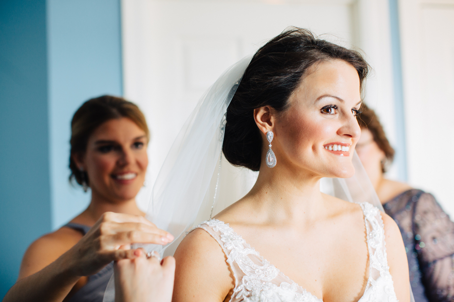 Emily Sigmon Bowers' Charleston wedding by Riverland Studios