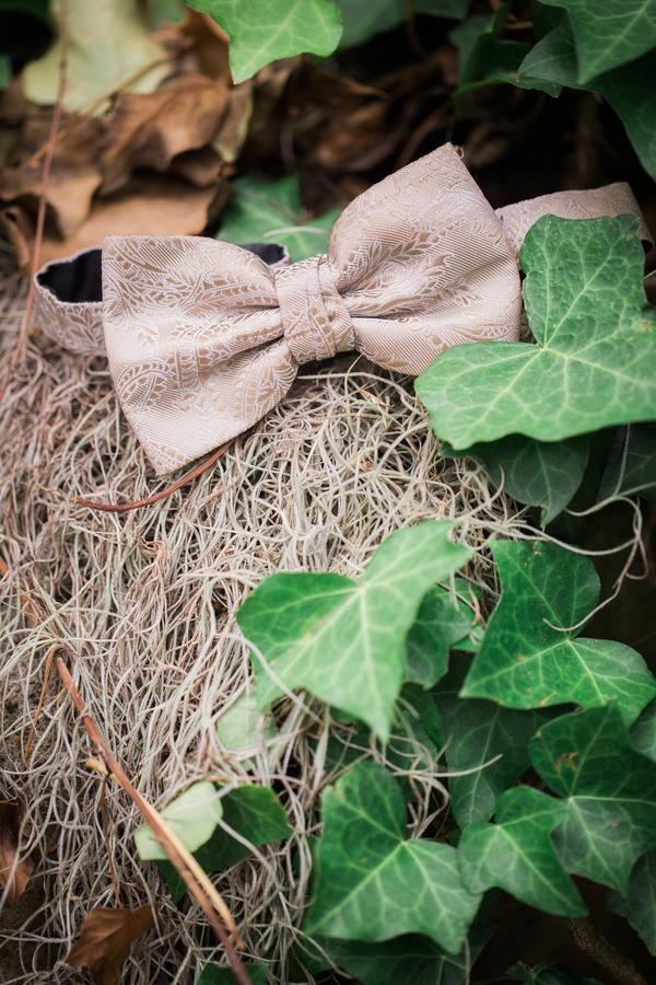 Charleston wedding bow tie