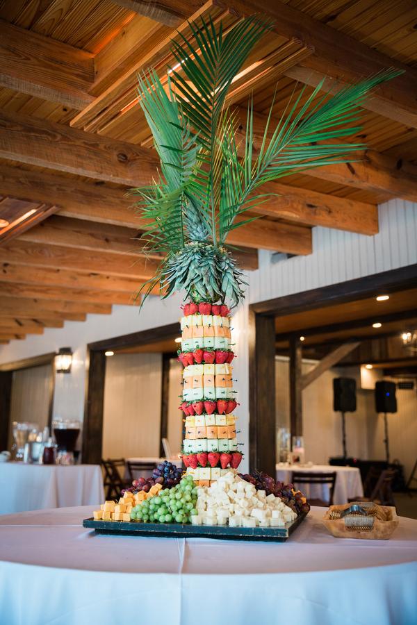 Charleston wedding catering