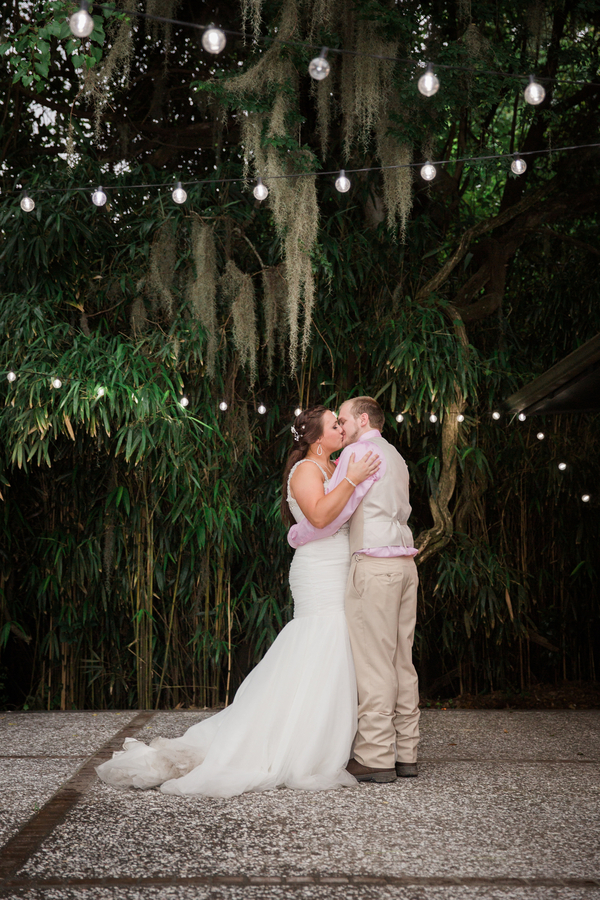 Charleston wedding at Magnolia Plantation