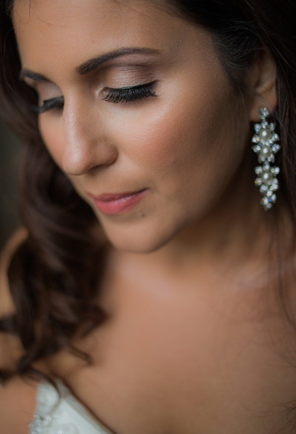 Savannah wedding hair and makeup