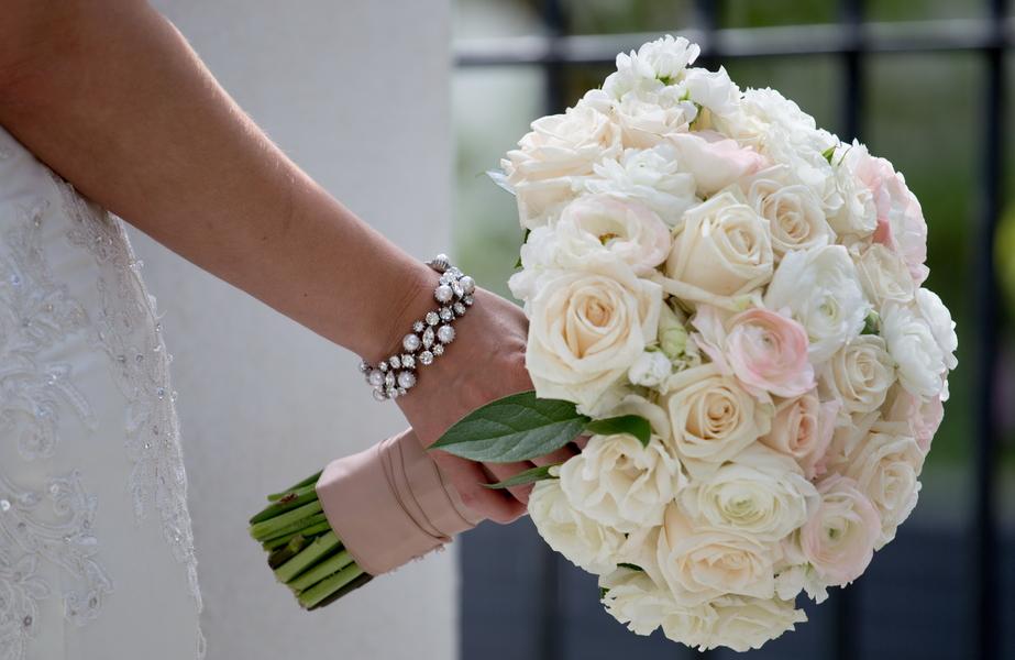 Savannah wedding bouquet