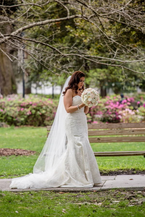 Savannah wedding dress