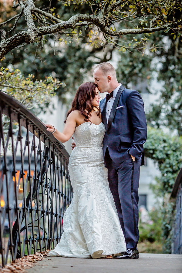 Savannah wedding by First City Events