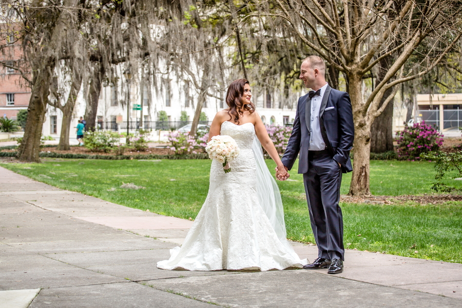 Savannah Wedding by Bobbi Brinkman Photography