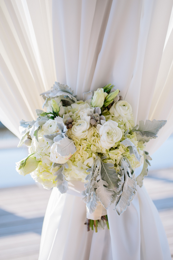 Charleston wedding flowers by Duvall Events