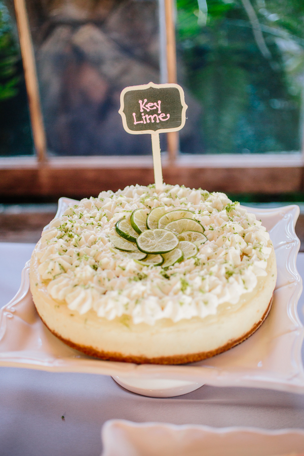 Key Lime Pie - Charleston wedding desserts by Duvall Events