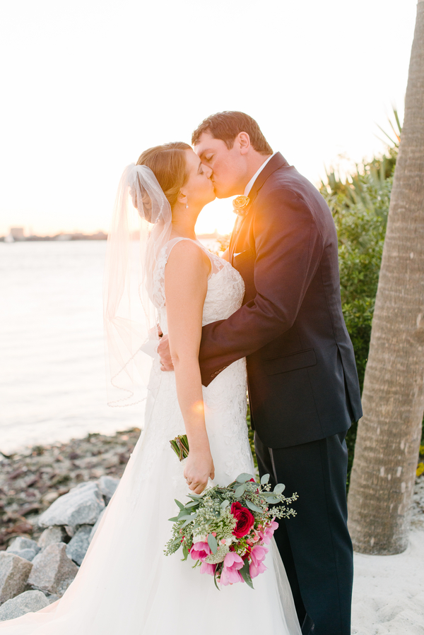 South Carolina wedding at Charleston Harbor Resort & Marina by Riverland Studio