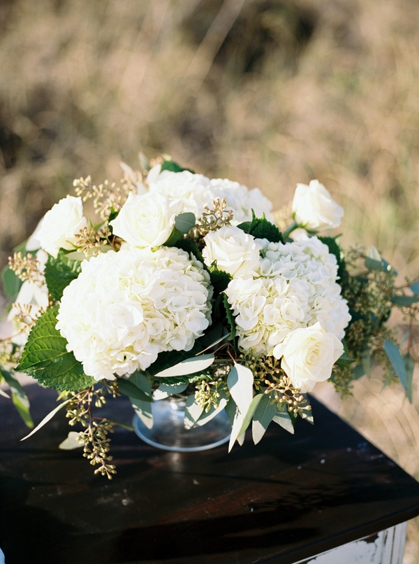 Savannah wedding flowers by Lowcountry florist Joshua Grotheer Designs