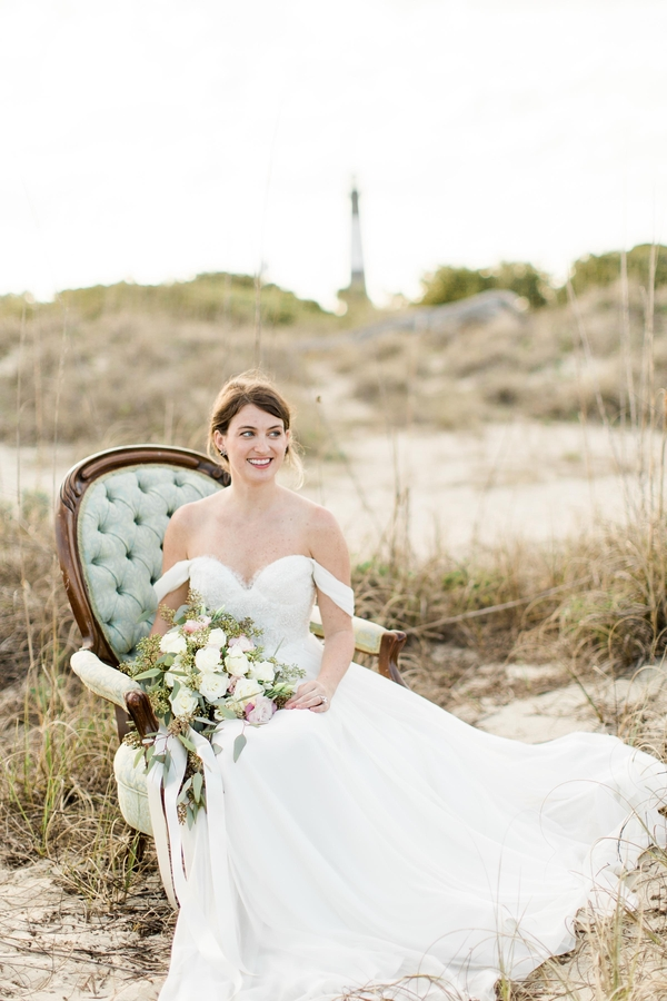Savannah wedding dress - Sarah Seven from Ivory + Beau