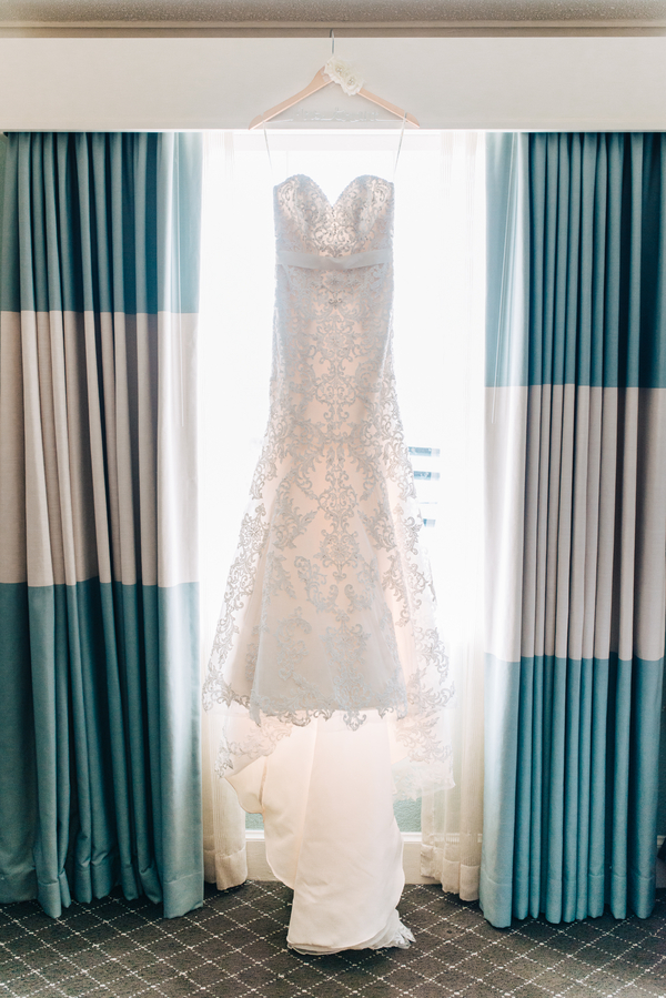 Charleston wedding dress by Riverland Studios