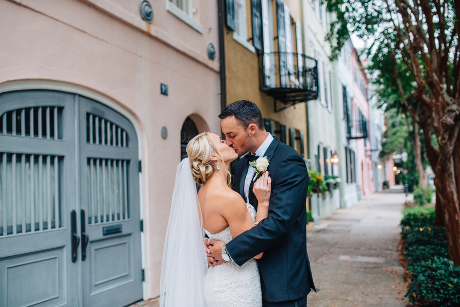 Lowcountry wedding at The Mills House in Charleston, South Carolina