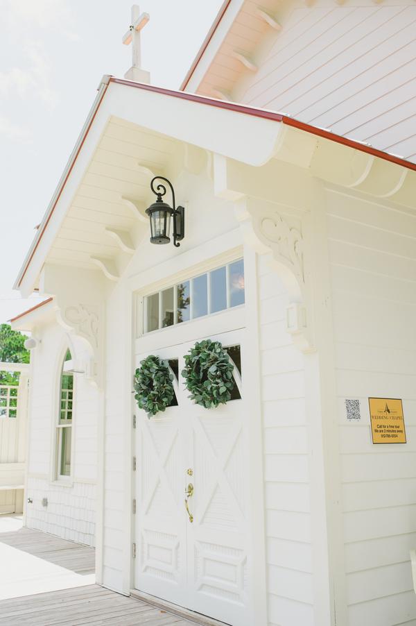 Tybee Island Wedding Chapel - Savannah, Georgia Venue