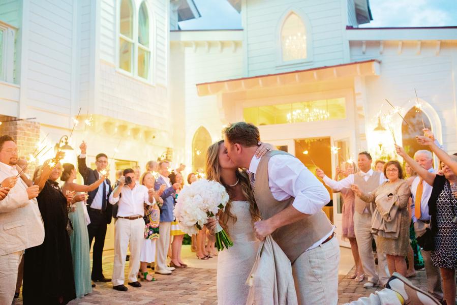 Savannah Wedding at The Tybee Chapel by Georgia Vendors Priscilla Thomas Photography