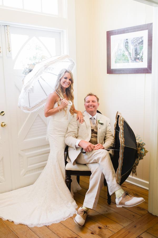 Tybee Island Wedding Chapel wedding in Savannah, GA