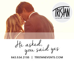Tristan Catering + Events - Charleston Wedding Catering