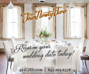 492 King - Charleston Wedding Venue - Four Ninety Two