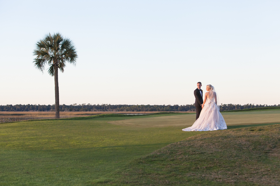River Course Wedding on Kiawah Island by Charleston vendor MCG Photography