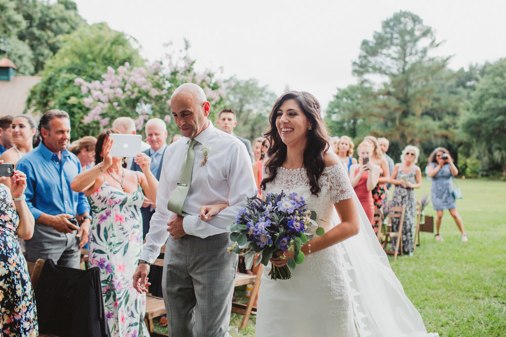 Charleston Wedding Ceremony
