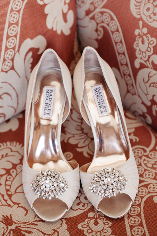 Charleston wedding shoes by Riverland Studios
