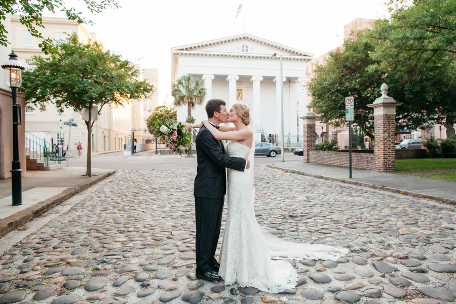 Hibernian Hall wedding by Riverland Studios