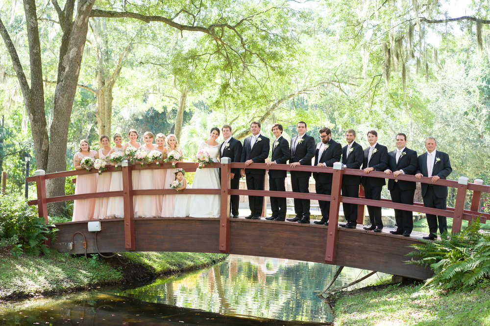 Bridget + Trent's Beaufort Inn wedding by Hilton Head vendor Kim Box Photography - A Lowcountry Wedding Magazine
