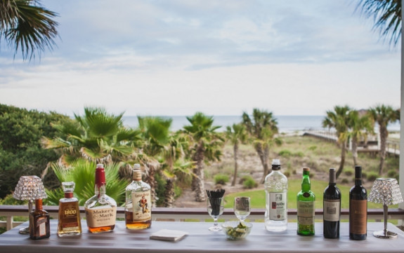 MYRTLE BEACH WEDDING VENDORS - BAR SERVICES