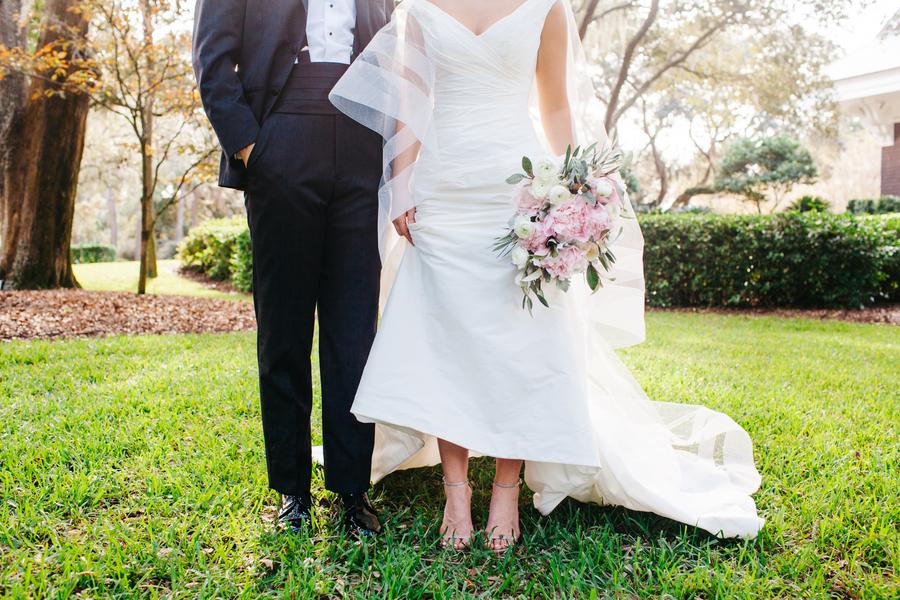 Kiawah Island, South Carolina wedding at The River Course