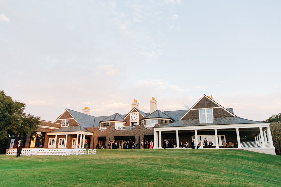 River Course Wedding on Kiawah Island, SC by Riverland Studios