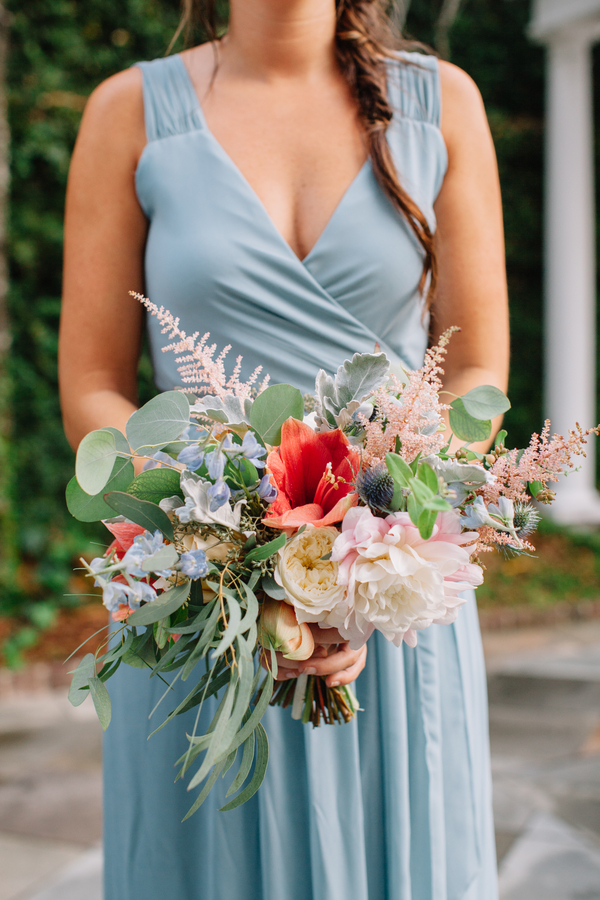Charleston wedding at The William Aiken House by Branch Design Studio