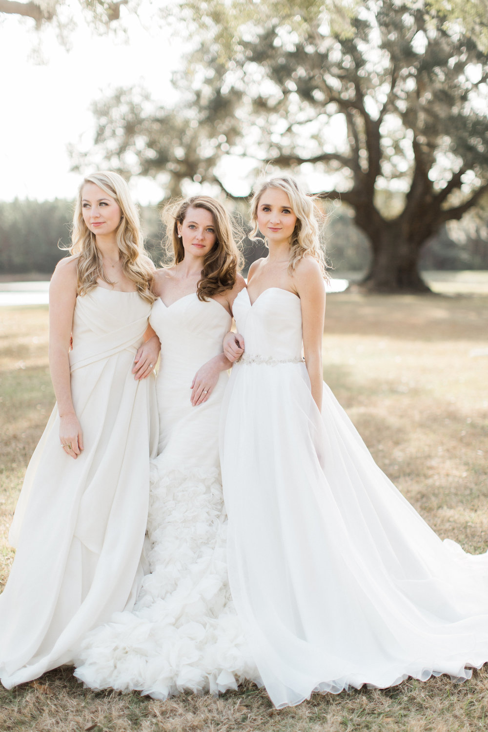 Junior League of Charleston Bridal Boutique on January 21st by Rachel Red Photography