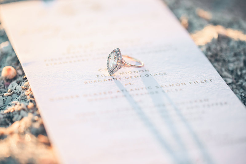 Coastal wedding inspiration by Chancey Charm Charleston planner and Akins Photography