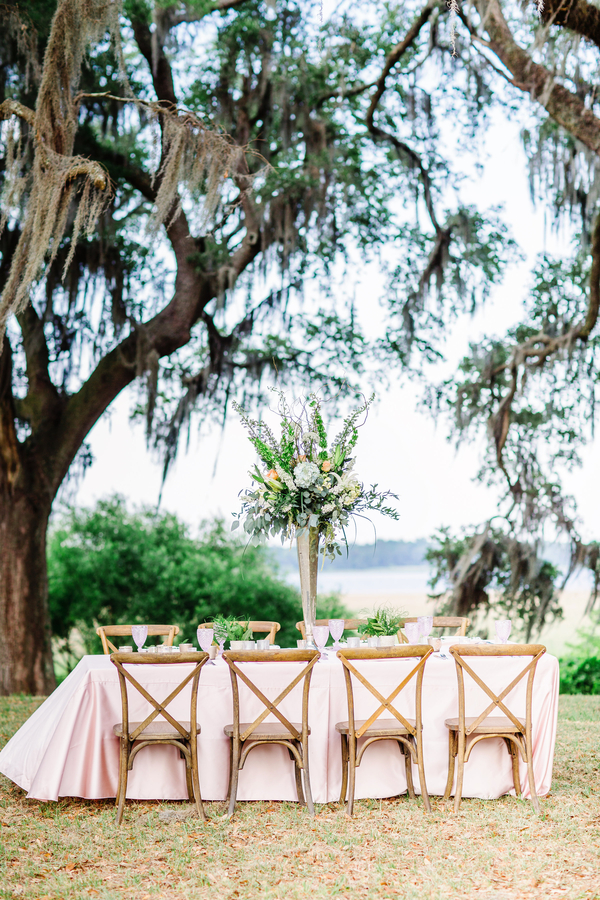 Myrtle Beach wedding inspiration at South Island Plantation in Georgetown, SC